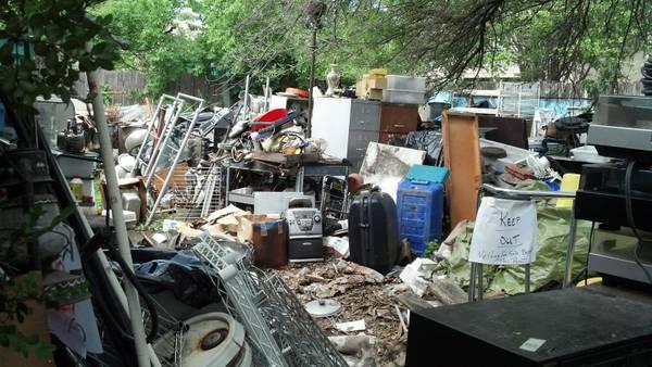 garbage-sale