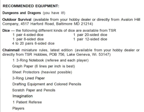 DD-recommended-equipment