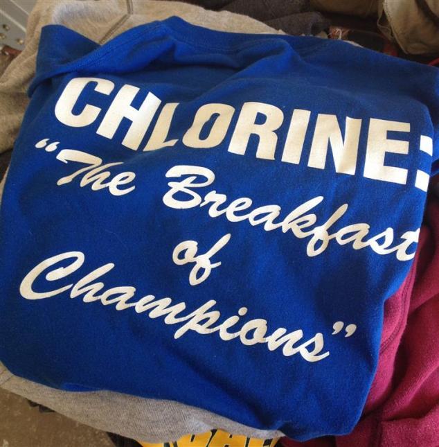 chlorine-breakfast-of-champions-shirt