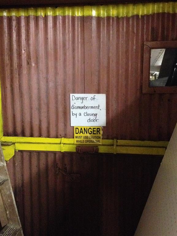 danger-of-dismemberment-door