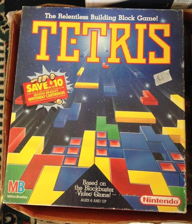 tetris-board-game