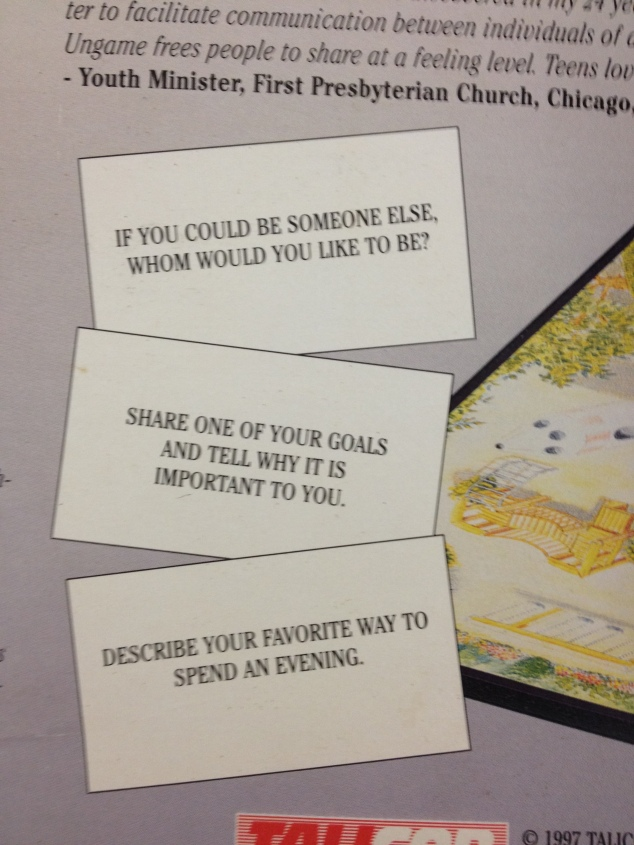 ungame-cards
