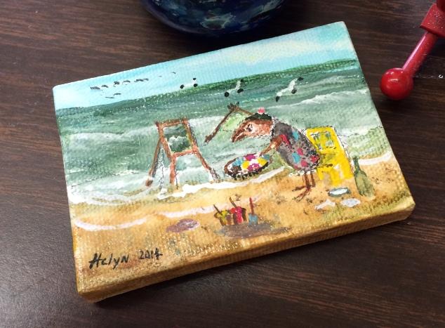 crab-painting