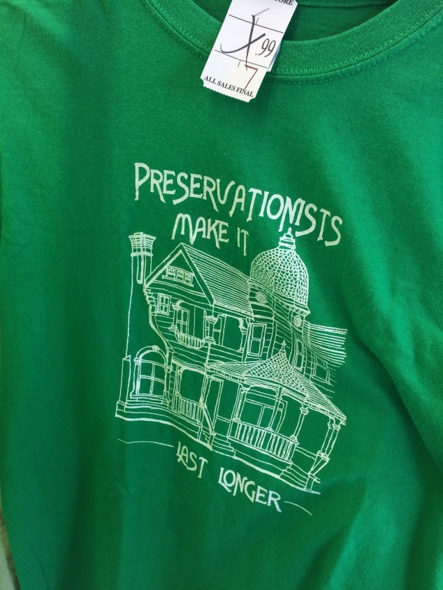 preservationists-tshirt